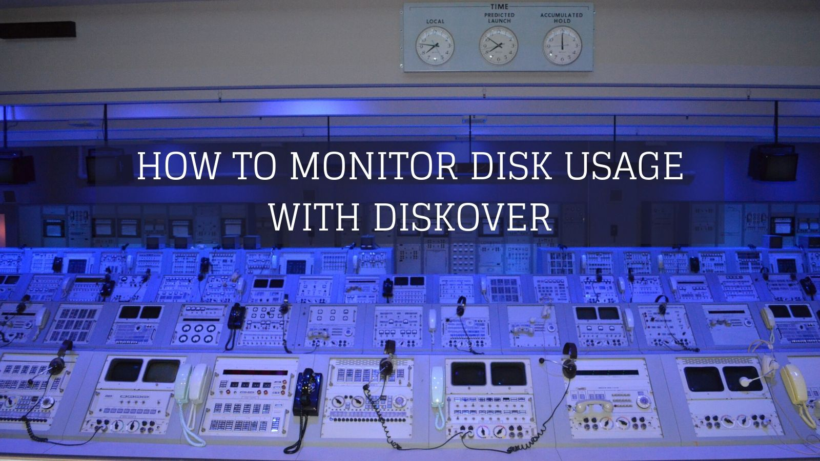 How to Monitor Disk Usage and Growth with Diskover