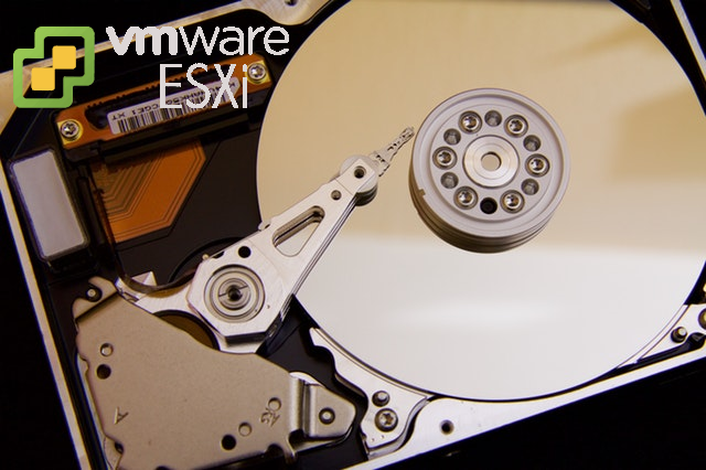 How to Add a Hard Disk to an ESXi Virtual Machine